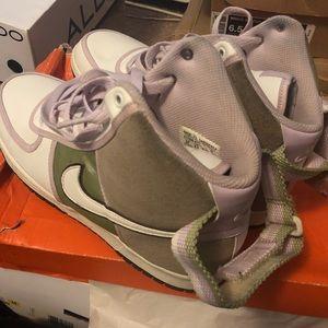 High Top Nike Sneakers
